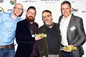 John Azzopardi and Aaron Burns were named Pub Personality of the Year at the national Imbibe awards earlier this year