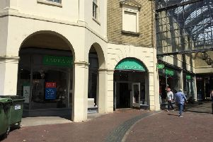 Laura Ashley in Worthing town centre will be closing