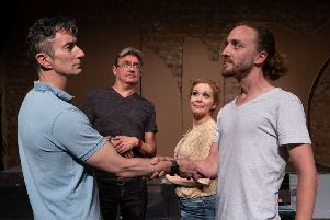 Ben Hur at Stables Theatre. Picture by Peter Mould