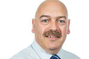 Martin Malone, NFU Mutual Regional Manager in Northern Ireland