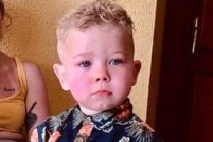 Jaiden Potter was airlifted to hospital after collapsing on a family holiday in Gran Canaria
