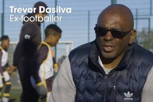 Video - Trevor Dasilva : 'I remember playing and one of the opposition completely racially abused me from the start of the game to the finish. But I didn't react; I let the football do the talking. I remember after the game walking off the pitch and getting a standing ovation.'