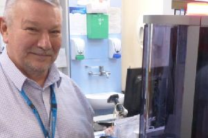 Malcolm Robinson, 60, has retired after a 43-year career to focus on his charity work SUS-190402-115409001