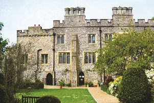 St Wilfrid's Arundel Priory is a care home set in a beautiful Grade II listed castle