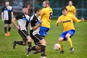 East Preston suffered a fifth defeat in six league matches, going down at Langney Wanderers. Picture: Stephen Goodger