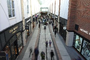 Gunwharf Quays secret sale will return in March. Picture: Habibur Rahman
