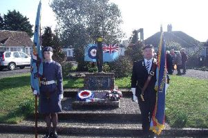 An annual wreath laying ceremony is held each year on February 17 at midday
