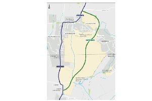 Proposed A29 realignment