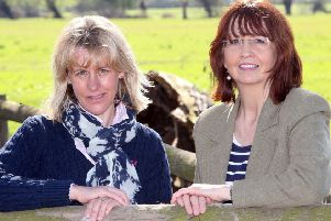 Ladies in Beef co-founders Minette Batters and Jilly Greed