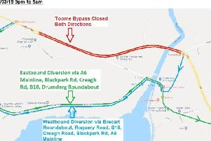 Toome By-pass - DFI