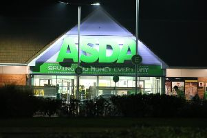 The Asda store in Ferring off the A259