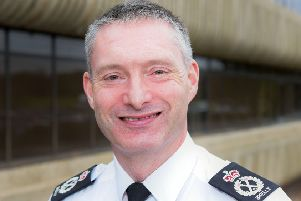 Chief Constable Bill Skelly.