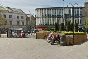 Worthing town centre. pic: Google
