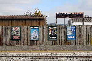 Ford Railway Station signs