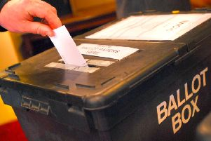 Arun District Council election results are being announced today