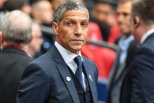 Chris Hughton. Photo: PW Sporting Photography