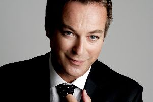 Julian Clary is on his Born To Mince tour. Picture by Michi Nakao