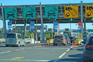Toll fees