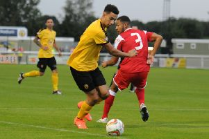 The success of the likes of Courtney Baker-Richardson is a major draw in attracting players to Leamington.