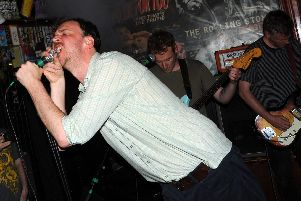 Hey Collusus at The Loft, Southsea. Picture: Paul Windsor