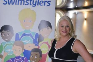 Angela Wilson, chief executive of Angela's Swim School, is a former Team GB member, international and Commonwealth swimmer