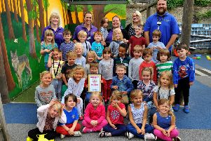 Sunshine Day Nursery in Shoreham, Herald and Gazette Nursery of the Year 2019. Picture: Steve Robards SR1916115