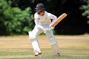 Horsham's Tom Haines. Picture by Steve Robards