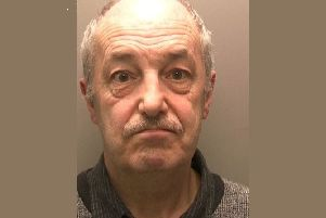 JAILED: Maurice Berry.