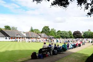Victoria Park in Leamington will host the bowls for the 2022 Commonwealth Games.
