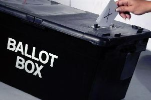 Voters will be going to the polling booths in Brixworth on Thursday.