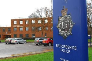 Beds Police headquarters