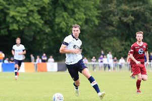Jack Stacey left for Premier League side Bournemouth recently