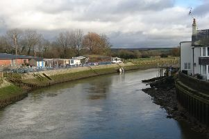 The flood defence scheme in Arundel is due to start in the autumn