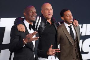 Vin Diesel has starred in the franchise since the original film