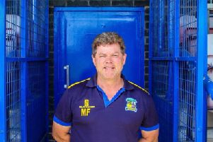 Football consultant Mark Fogarty. Picture submitted