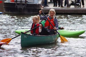 Make a splash at this years Aylesbury Waterside Festival!