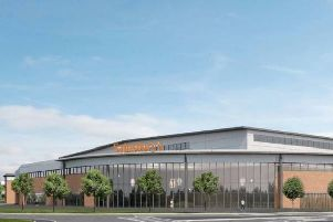 Planning permission has finally been granted for a new Sainsburys superstore between Gatehouse and Bicester Road.