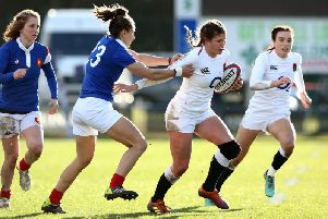 Will Jess Breach's success inspire others to join Chichester RFC's women's team? Picture: Getty Images for RFU Collection