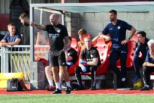 The Worthing management team. Picture by Stephen Goodger