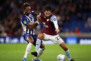 An under-strength Brighton were beaten 3-0 by the Aston Villa in the Carabao Cup earlier this season