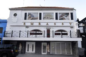 The Embassy nightclub in Pevensey Road, Eastbourne (Photo by Jon Rigby) SUS-190310-100347008