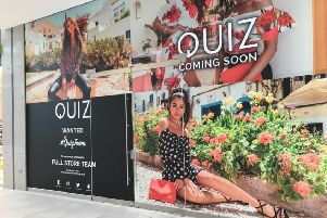 QUIZ in Eastbourne's Beacon shopping centre is opening soon