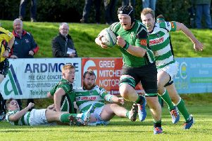Stephen Corr returns for City of Derry this weekend against Clonmel.