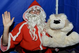 Littlehampton Lions Club will be helping Father Christmas on his travels round the town. Picture: Stephen Goodger