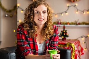 Sophie from Littlehampton stars in this year's Christmas campaign for Samaritans