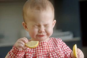 Madison Anscombe in the SMA Nutrition commercial for LITTLE STEPS, currently showing on TV