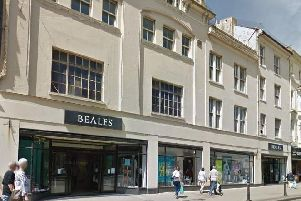 Beales has gone into administration