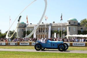 Festival of Speed 2019 at Goodwood. Picture: Derek Martin