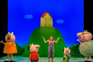 Peppa Pig Live is coming to Dunstable