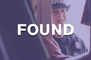 Missing girl Mia Thornton has been found SUS-200502-083209001